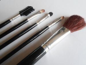 5tlg Kosmetik Pinsel Set