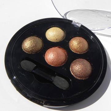 Mineral Baked Eyeshadow – Gepresster Lidschatten mit Mineralien - braun