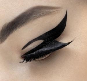 Eyeliner Sticker (3 verschiedene Modelle)