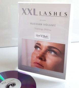 """Trainings-DVD: """"Russian Volume"""" - die Königsdisziplin, endlich auch als Online-Kurs"""