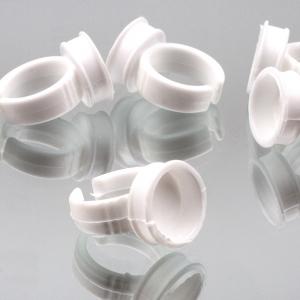 10 Einweg-Klebstoff-Ringe