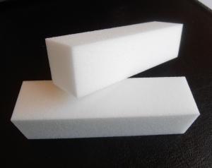 2 Schleifblock Buffer in weiß