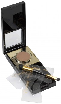 Semi permanente Augenbrauen-Makeup - bronze