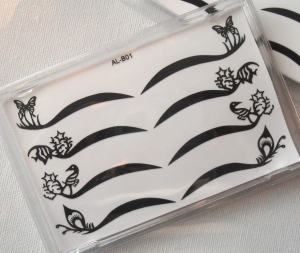 Eyeliner Sticker - Design 1