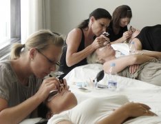 Eyelash Extensions Training Workshop für Anfänger