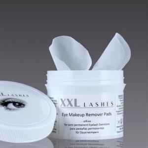 Protein-Entferner Pads - speziell für Eyelash Extensions geeignet - 75 Stk.