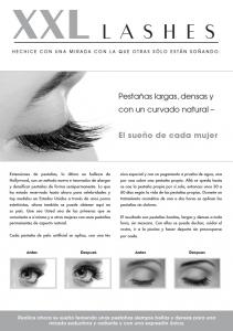 """100 Stk. Promotion Flyer A5 - """"Auge"""" - spanisch, mit eigener Adresse"""