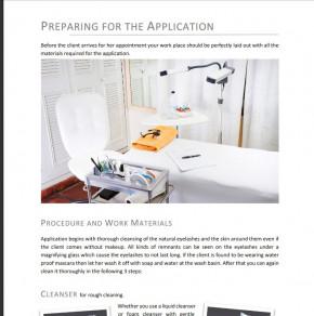 Trainings-Handbuch - englisch, als PDF Datei