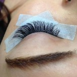 Ellipse Flat Lashes, Slim Lashes / C-Curl / 0,20 mm / 7-13 mm